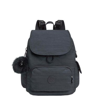 Kipling City Pack S BP Rugzak true dazz navy
