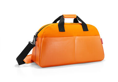 Reisenthel Overnighter Reistas - Canvas Katoen - 45L  - Canvas Orange Oranje