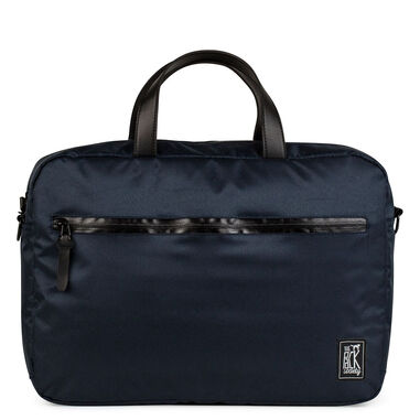 The Pack Society The Reporter Schoudertas Solid Dark Blue