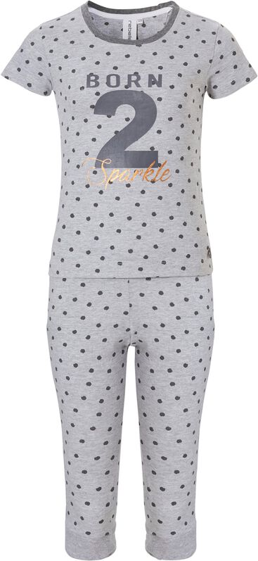 Rebelle Kids - Born 2 Sparkle Pyjama