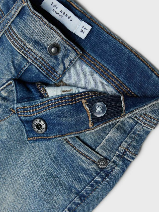 Name it Jeans Extra slim fit