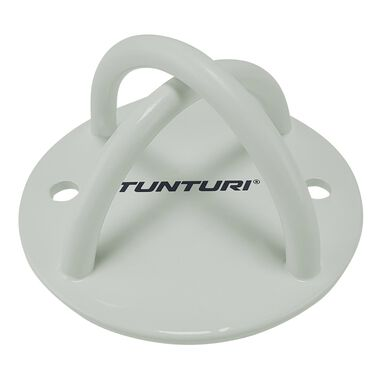 Tunturi Suspension Trainer Plafondhaak - Grijs
