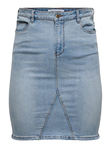 CARMAKOMA Denim rok Curvy regular
