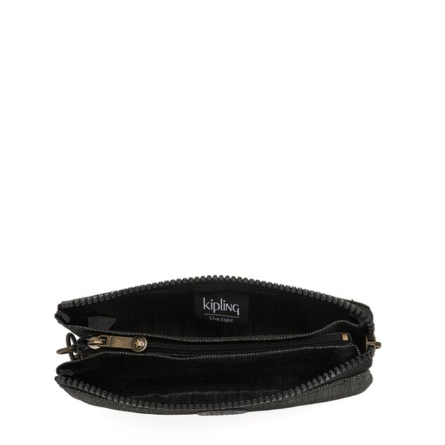 Kipling Creativity L Clutch black indigo