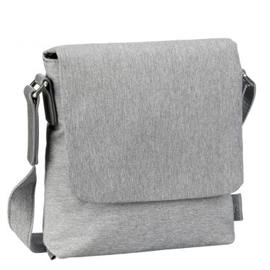 Jost Bergen Shoulder Bag S light grey