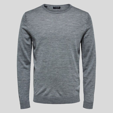 Selected Homme Tower merino
