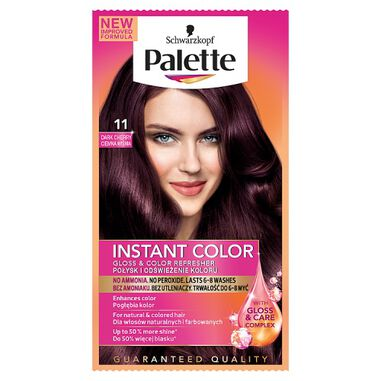 Instant Color haarkleurshampoo 11 Dark Cherry 25ml