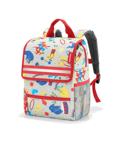 Reisenthel Backpack Kids Rugzak - Polyester - 5L - Circus Rood