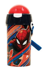 Marvel drinkbeker Spiderman jongens 500 ml 2-delig rood