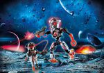 Playmobil 70024 Galaxy Piratenrobot