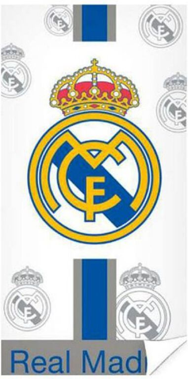 Real Madrid strandlaken 70 x 140 cm