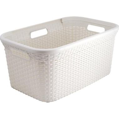 Curver Style Wasmand Natural 45 L