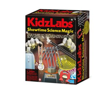 Science Magic Goochel Set Combo Pack
