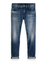 Scotch & Soda Jeans skim washed up 151096 2976 - denim