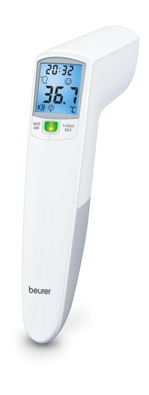 Beurer - FT100 Thermometers  scan