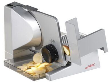 Ritter solida 4 150W Roestvrijstaal snijmachine