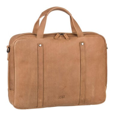 Jost Salo Businessbag cognac