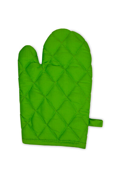 The One Towelling Ovenwant 20 x 29 cm Lime Groen