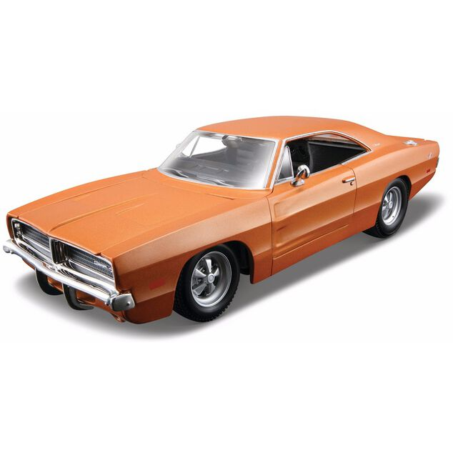 Modelauto Dodge Charger R/T 1:18 - speelgoed auto schaalmodel