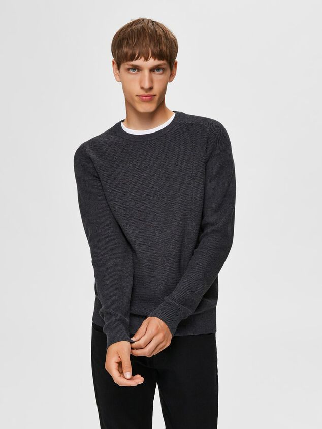 Selected Homme Sweater Biokatoen