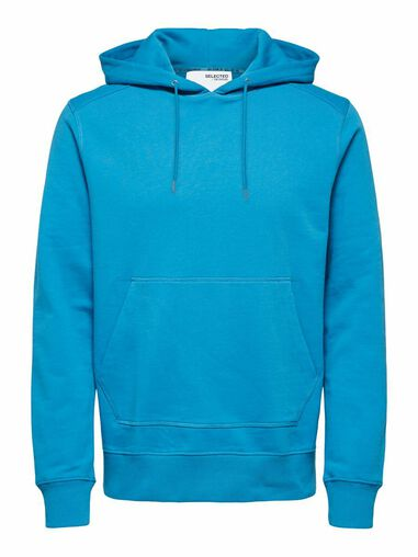 Selected Homme Sweatshirt Regular fit biologisch katoen 380g