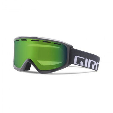 Giro Skibril index titanium wordmark loden green