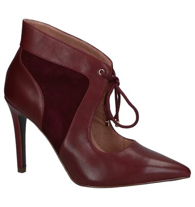 Bordeaux Enkelpumps Tamaris Heart & Sole