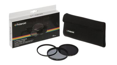 Polaroid 37mm filter Kit - 3 stuks