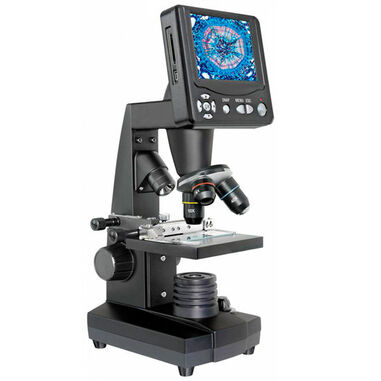 Bresser LCD Microscoop 3.5'' 50-2000x 5MP