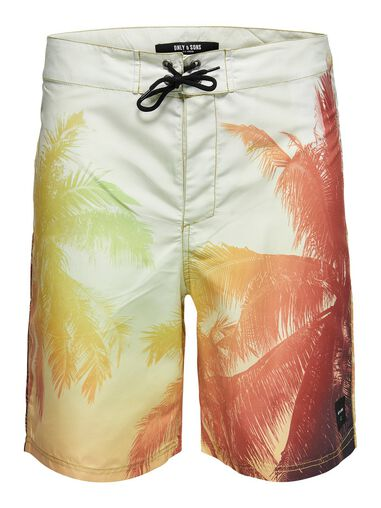 ONLY & SONS Zwemshorts Printed