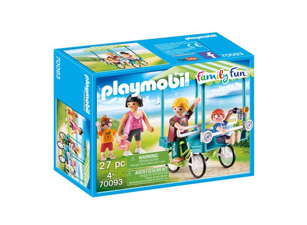 Playmobil 70093 Familiefiets