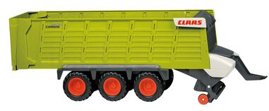 Happy People trailer Claas Cargos 9600 1:16 groen
