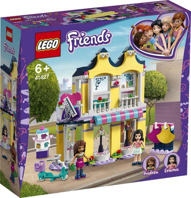 LEGO 41427 Friends Emma s Fashion Shop