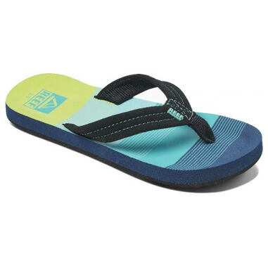 Reef Slipper kids ahi aqua green-schoenmaat 19 20