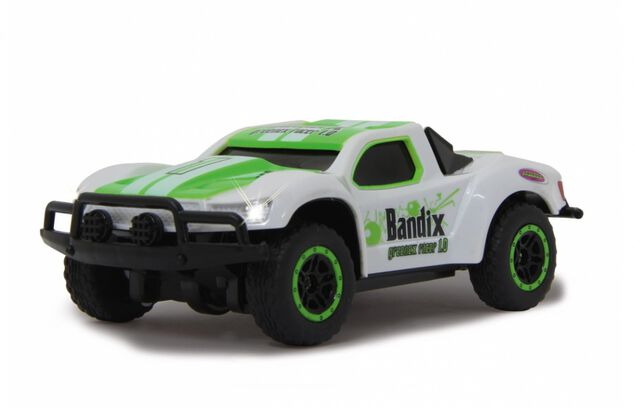 Jamara RC Bandix 1.0 monstertruck jongens 2,4GHz 1:43 groen