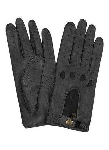 Miami men's leather driving gloves