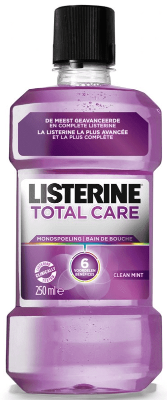 Listerine Mondwater Total Care - 250 ml