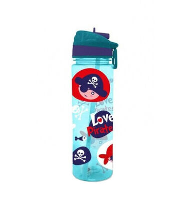 Kids Licensing drinkbeker Love Pirates junior 500 ml blauw