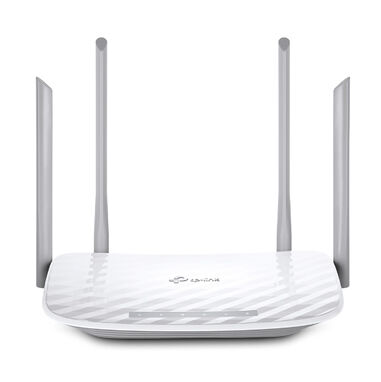 TP-LINK Archer A5 Dual-band (2.4 GHz / 5 GHz) Fast Ethernet Wit draadloze router