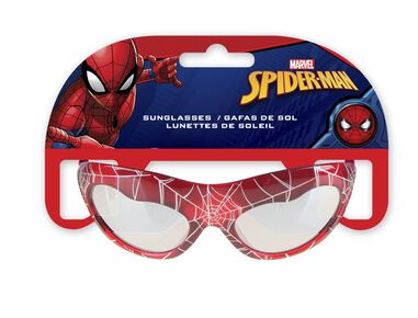 Spiderman Zonnebril Rood