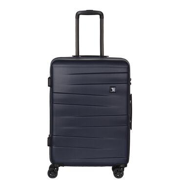 Travelbags Stockholm 4 Wheel Trolley 65 navy
