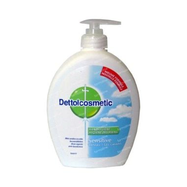 Dettol Sensitive Wasgel Zeep 500ml