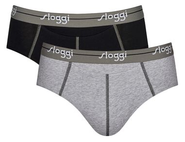 Sloggi Men - Start HO - 2-Pack Midi met gulp
