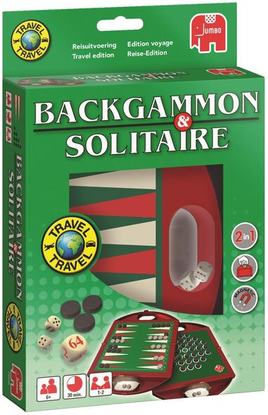 Reis Backgammon & Solitaire