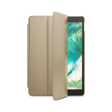 BeHello iPad Pro 9.7 Smart Stand Case Gold