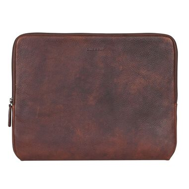 Burkely Antique Avery Laptop Sleeve Brown 13.3 inch