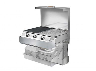 Spacegrill | Inklapbare Gas Barbecue