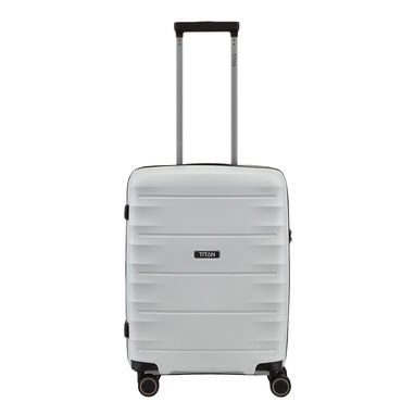 Titan Highlight 4 Wiel Trolley S off-white