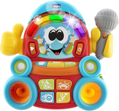 Chicco karaokeset Songy junior 25 x 23 cm