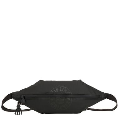 Kipling Yoku New Classics Schoudertas raw black